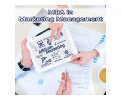 MBA in Marketing Management