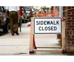 NYC Sidewalk Repair and Installation Pros