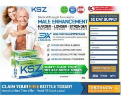 KSZ Male Enhancement– Ingredients, Side Effects & Where to Buy?