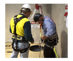 Confined Space Entry Awareness Training in Ontario
