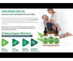 Zen Green Cbd