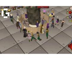 A segregation of all RuneScape players