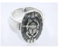 POWERFUL MAGIC RING FOR WEALTHY~HEALING & PROPHECY +27710098758