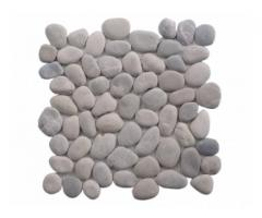 Mosaic Pebble Tiles Indonesian   Fromstoneage.com