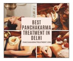The Best Panchakarma Treatment in Delhi