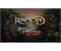 RuneScape was enormous and it is going to be a long time
