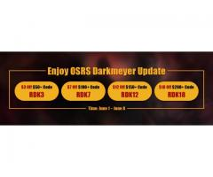 RSorder Promo for Darkmeyer Update: Up to $18 Off Runescape Gold 2007 for U to Take