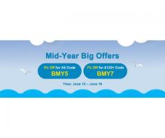 RSorder Mid-Year Offers: Hurry to Get 7% Off RS Gold in the Last Day