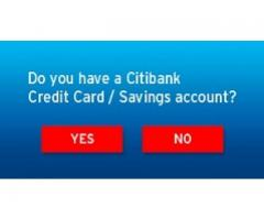 Citibank offers for COVID 19