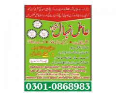 Kala Jadu Specialist Amil Nihal Shah 03010868983