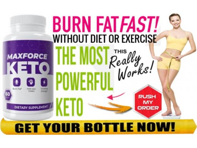 MaxForce Keto [2020] Review, Benefits, Does it Work?
