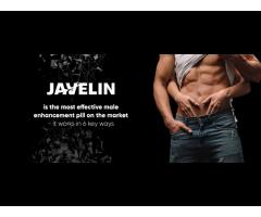 Javelin Male Enhancement – Sexual Life Enhancement Formula! [OFFICAL WEBSITE]