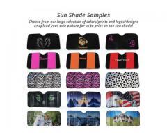 Buy Car Sun Shades Australia   TotallyCovers.com