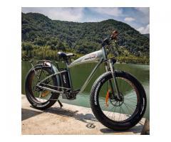 ADDMOTOR MOTAN M-5500 1250W Hunting Electric Bike Flying Tiger