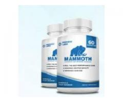 Mammoth Male Enhancement Materials – Will They Be Safe And Effective?