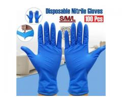 Latex Gloves - Size: S - XL - Nitrile Gloves - Size: S - XL