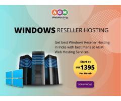 Affordable Windows Reseller Hosting Plan –AGM Web Hosting
