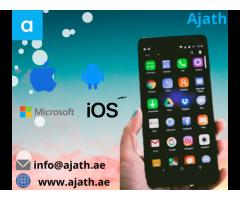 World-class mobile app development company in Dubai , UAE