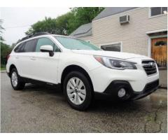 2018 Subaru Outback 2.5i Premium AWD 1-Owner All Power