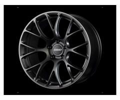 Volk Racing G16 Wheel 19x10 5x120 34mm Matt Gunblack w/ Rim Edge DC
