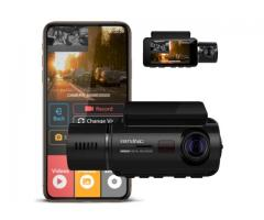 REXING V3 Basic Dual Camera Front and Inside  Cabin Infrared Night Vision Full HD 1080p WiFi