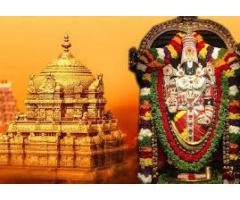 chennai to tirupati package one day