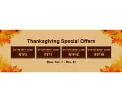 Last Two Days to Get RSorder Thanksgiving $18 Coupons for Runescape 2007 Gold