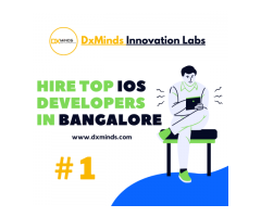 Hire Best Android App Developers In Bangalore - DxMinds