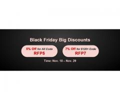 Happy to Join RSorder Black Friday Big Discounts Event for 7% Off RS Gold