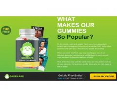 Pump Up Your Sales With These Remarkable Green Ape CBD Gummies  Tactics