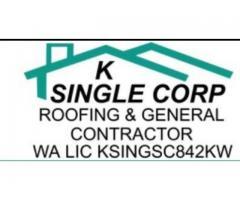 K Single Corp, General Contractors