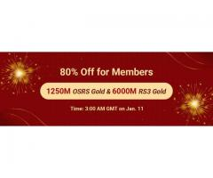 Register Easily on RSorder to Purchase Runescape 07 Gold with Members-Only 80% Off