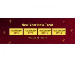 RSorder New Year Treat: Up to $18 Coupons for RS 07 Gold to Take with Ease