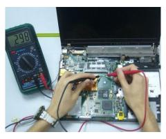 laptop panel replacement on wheels in Dubai