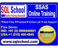 SSAS Practical Online Training @ SQL School