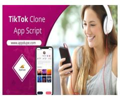 Redefine Popularity In The Social Platforms With The Tiktok Clone
