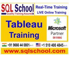 Tableau Practical Online Training @ SQL School