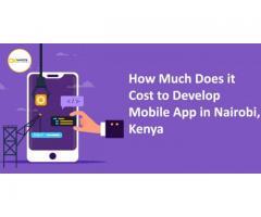 Mobile apps development cost in nairobi | DxMinds