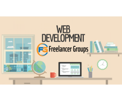 How do Web Development Services fulfill long-term goals of the business?