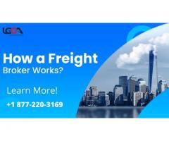 How Does a Freight Broker Work?