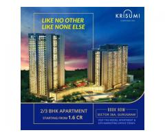 Krisumi Waterfall Residences Floor Plan