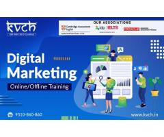 Digital marketing course - Training by leading experts