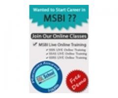 MSBI Real time Online Training @ SQL School