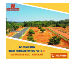Residential layouts for sale in Bangalore