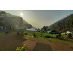 Camp sompho - Best Luxury Camping in Rishikesh