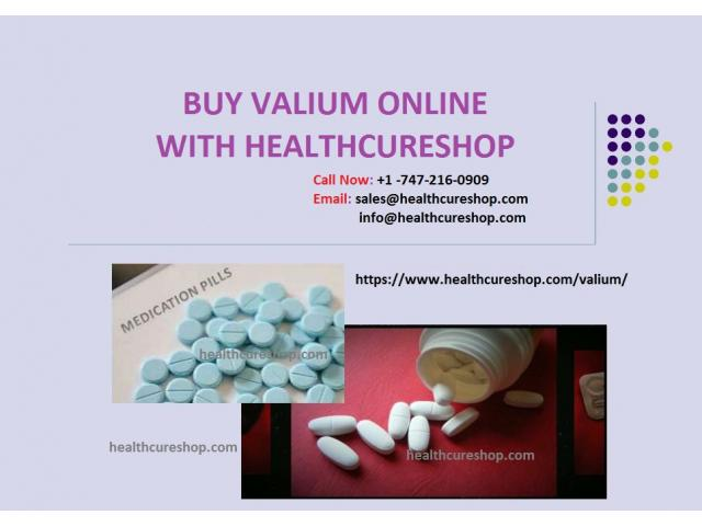 Buy Valium online | A treatment for anxiety disorder