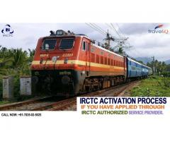 IRCTC Authorized Service Provider
