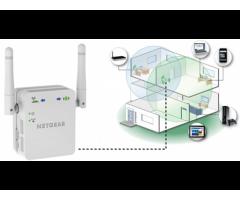Netgear Range Extender Setup helps to Boost your Wireless Signal