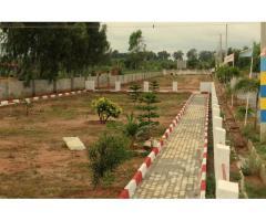 Villa Plots for sale at affordable rates near Chikka Tirupati