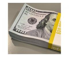 Counterfeit Money in Guaranteed Timeframe